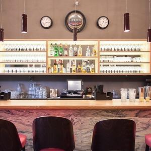 Новое место (Петербург): Zing Bar