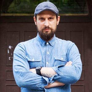 Внешний вид (Киев): Евгений Рыбковский, сооснователь магазина «Остров» — Внешний вид на The Village