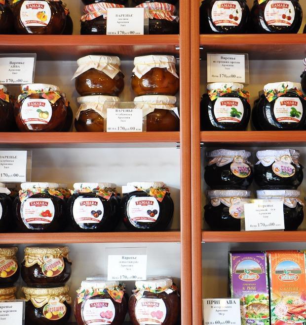 Все свои: Кафе-магазин у Армянского кладбища — Рестораны на The Village