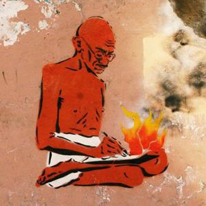 Cтрит-арт-художники Gandhi о мемориальных досках для простых горожан — Прямая речь на The Village