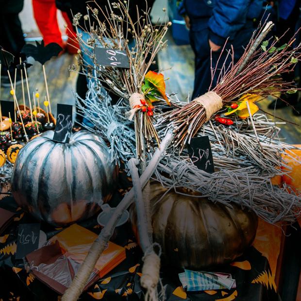 Happy Halloween, «Искусство и вино» и марафонские гонки радиоуправляемых автомобилей — Выходные в городе на The Village