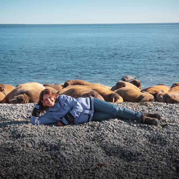 Я переехала из Нижнего в Арктику — Личный опыт на The Village