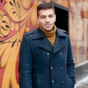 Внешний вид (Москва): Павел Бобров, специалист по PR, блогер — Внешний вид на Look At Me