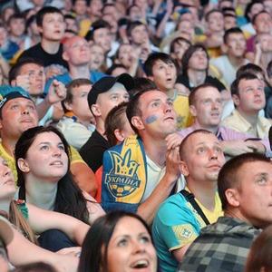 Где смотреть футбол: Альтернативные фан-зоны  — Евро-2012 на The Village