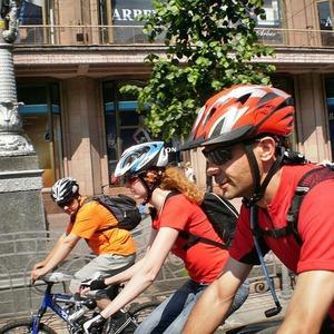 В Киеве жителей научат ездить по городу на велосипеде — Ситуация на The Village