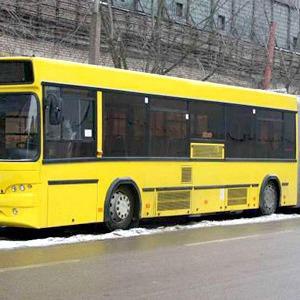 В киевских автобусах введут электронные проездные — Ситуация на The Village