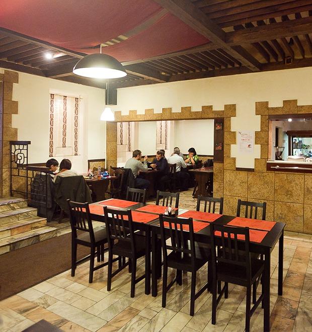 Все свои: Раменная наПетроградской — Рестораны на The Village