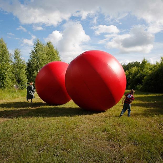 Детское «Архстояние», новая выставка в «Гараже», концерт 5'nizza и ещё 16 событий — Выходные в городе на The Village