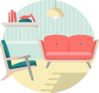 Гид The Village: Как обжить съёмную квартиру, если хозяева против ремонта — Дом на The Village