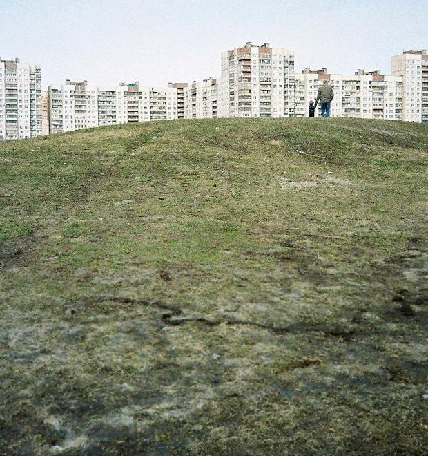 На районе: Фрунзенский глазами Александра Бондаря — Галереи на The Village