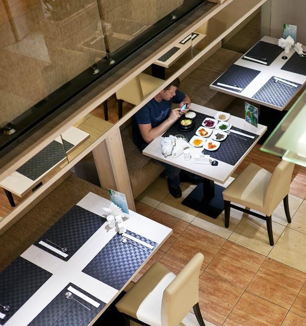 Ресторан «Кимчи»