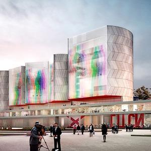 Три проекта нового здания ГЦСИ — Общественные пространства на The Village
