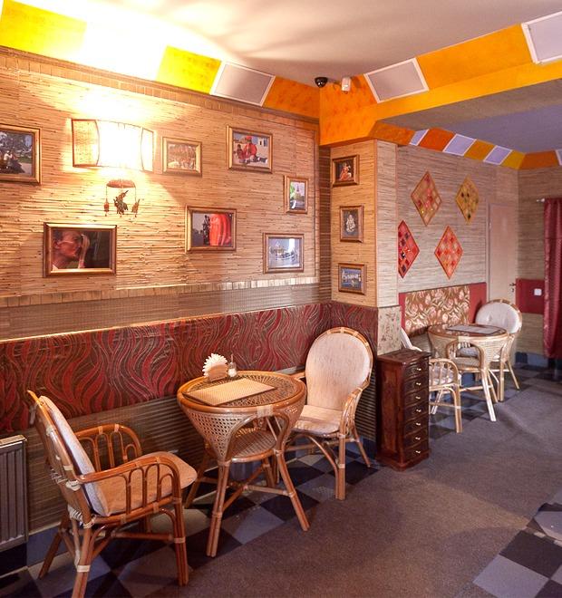 Все свои: Индийское кафе в районе Купчино — Рестораны на The Village
