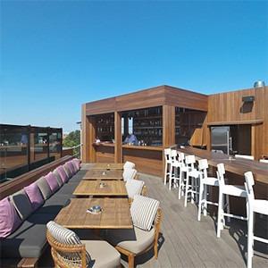 Зов улиц: 7 террас на крыше — Рестораны на Look At Me