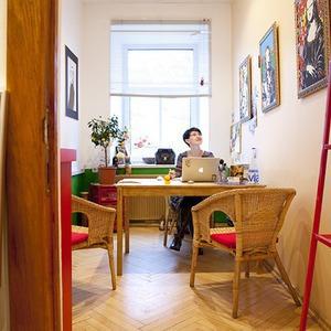 Офис недели (Москва) — Интерьер недели translation missing: ru.desktop.posts.titles.on The Village