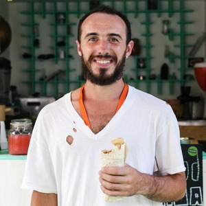 Кто готовит уличную еду в проекте Salon — Люди в городе на The Village