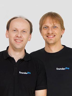 Ищу пару: Как Founder2be зарабатывает на поиске бизнес-партнёров — Эксперимент translation missing: ru.desktop.posts.titles.on The Village