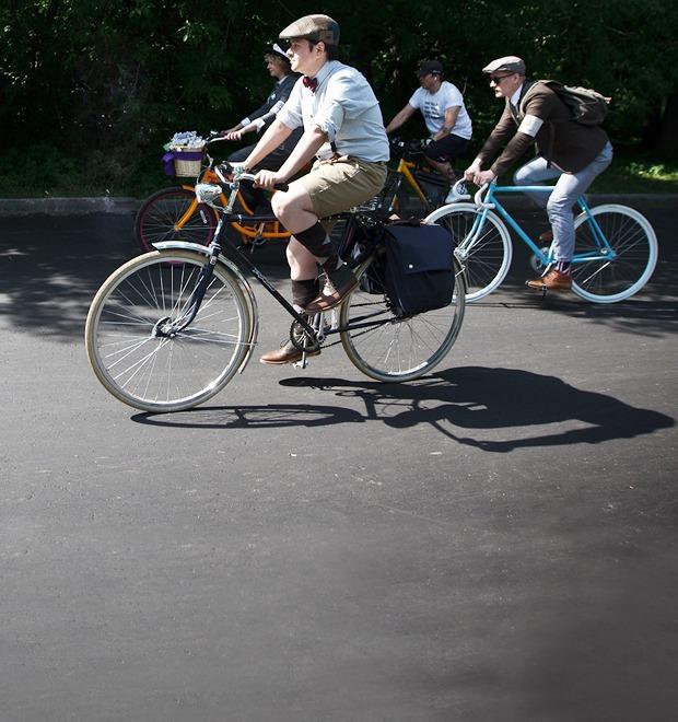 Люди в городе: Как прошёл второй Tweed Ride
