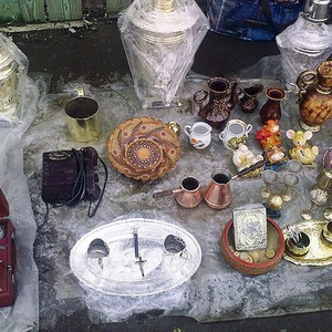 Куреневский блошиный рынок переселили на Петровку — Ситуация на The Village