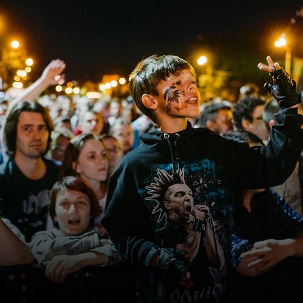 Как прошел фестиваль «Рок чистой воды — 2017» — Фоторепортаж на The Village
