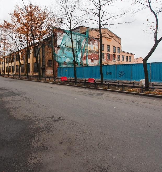 Городской творческий кластер: «Красный гвоздильщик» — Общественные пространства на The Village
