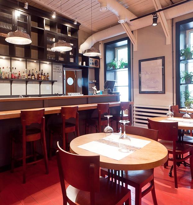 Новое место: Ресторан Schengen — Новое место на The Village
