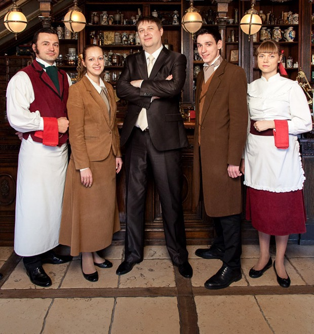 Первые лица: Как подбирают официантов в «Пушкине»