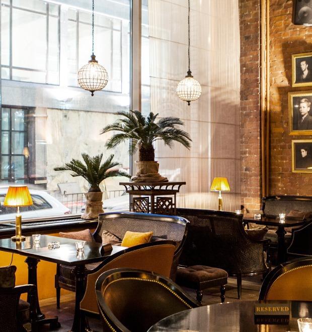 Новое место: Кофейня Double B