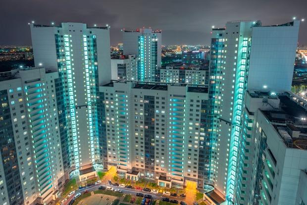 Насколько различаются цены на жильё в разных районах Москвы — Финансы на The Village