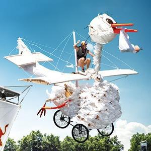 Полёт ненормальный: Участники Flugtag — о своих летательных аппаратах  — Город на The Village