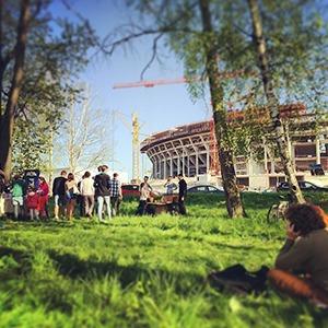 Пикник The Village глазами пользователей Instagram — Weekend на The Village