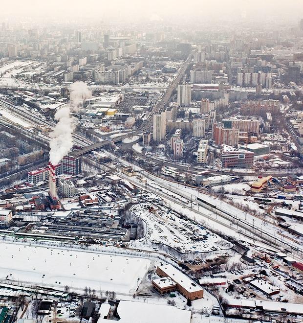 Лучший вид на этот город: 7 смотровых площадок в Москве