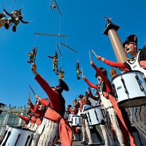 День города: Народные гулянья, велопробег, парад такс и рок-концерт — События на The Village