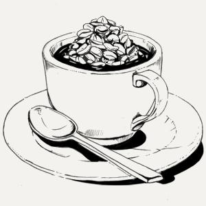 Настоящий размер двойного эспрессо — Съесть вопрос на The Village