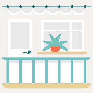 Как подготовить балкон к лету — Квартирный вопрос на The Village