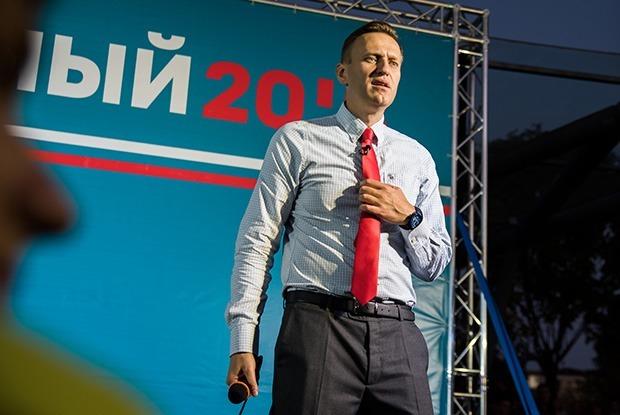 Встреча с Алексеем Навальным во Владивостоке — Фоторепортаж на The Village