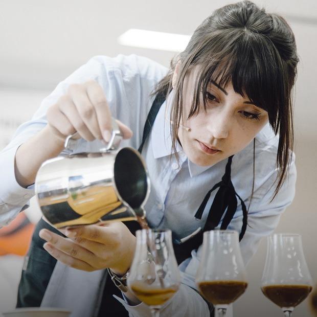 Кофейный фестиваль KofeVostok во Владивостоке — Фоторепортаж на The Village