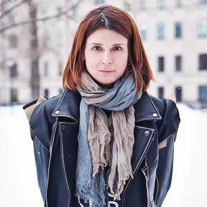 Внешний вид: Яна Зяблина, руководитель галереи YellowKorner — Внешний вид на The Village