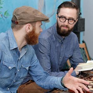 На завтрак: Антон Або и Тарас Шевчук — о создании марки Syndicate — Город на The Village