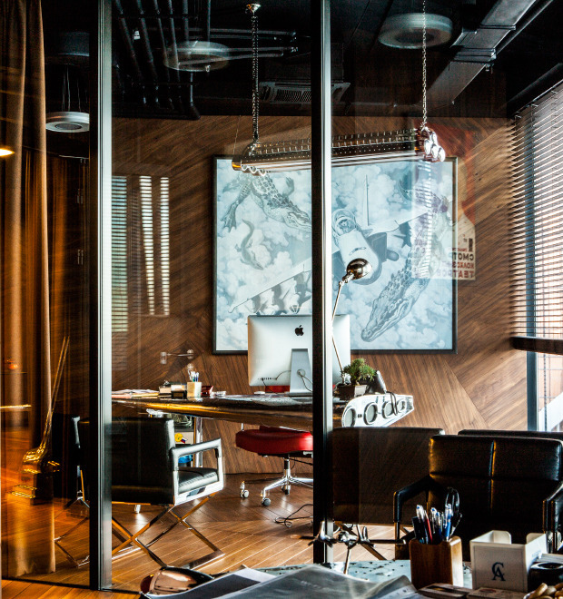 Офис недели (Москва): «Авиализинг» — Офисы на The Village