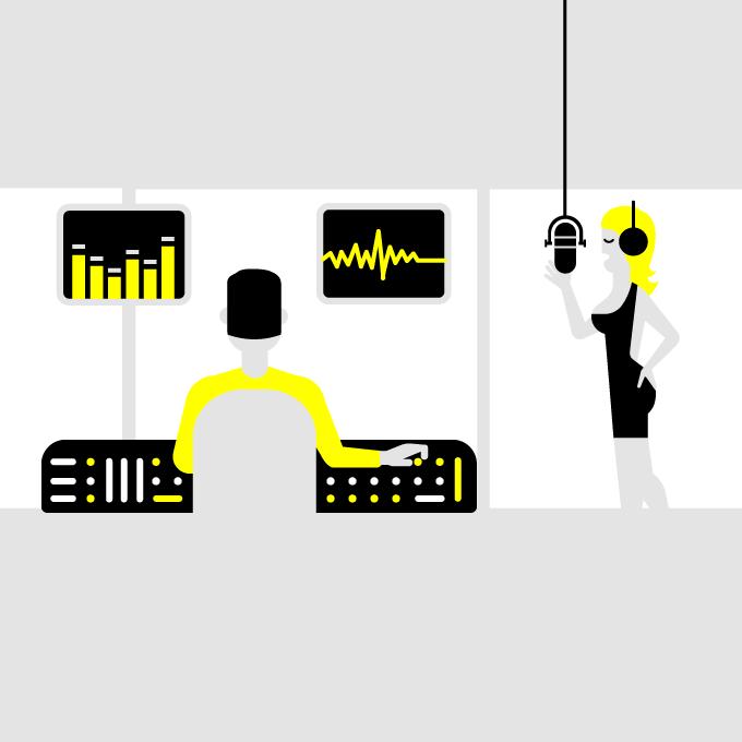 Начни бизнес: Звукозаписывающая студия — Облако знаний на The Village