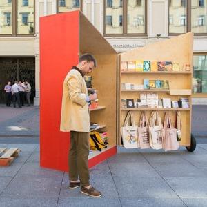 Как выглядит книжный квартал на Малой Конюшенной — Фоторепортаж на The Village