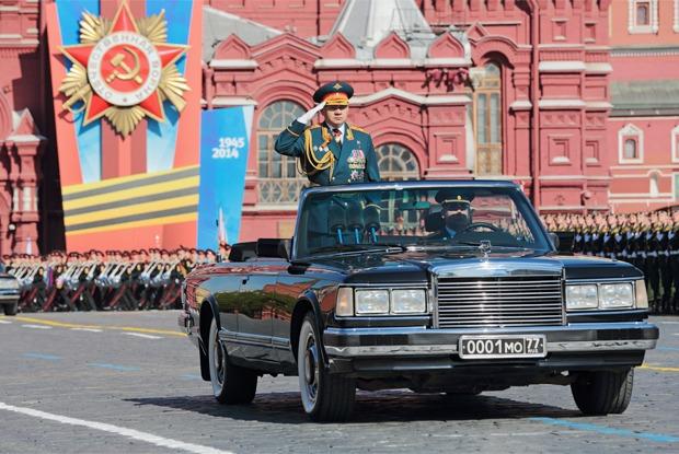 Парады Победы на Красной площади — в цифрах и фактах — Ситуация на The Village
