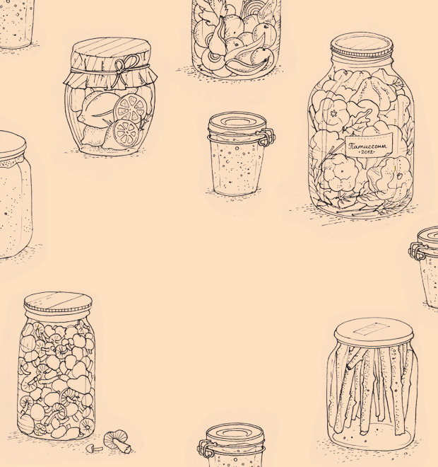 Консерваторы: Рецепты заготовок из сезонных овощей и фруктов — Еда на The Village