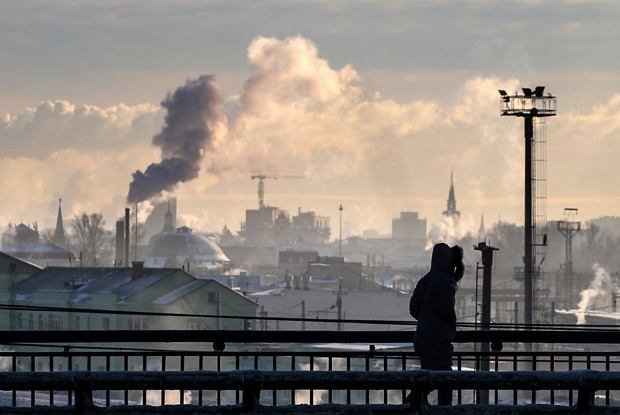 Когда в Москве закончатся морозы? — Комментарий на The Village