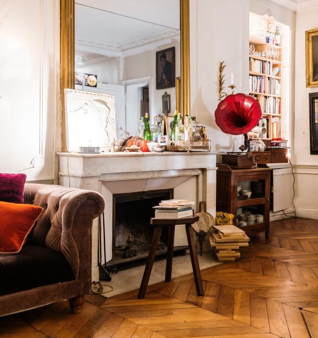 Квартиры мира: Париж — Квартиры на The Village