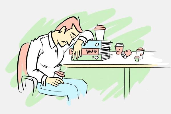 Сколько кофе нужно выпить, чтобы точно не заснуть?  — Есть вопрос на Look At Me