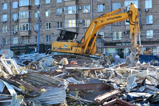 Что нужно знать о новой волне сносов в Москве — Ситуация на The Village
