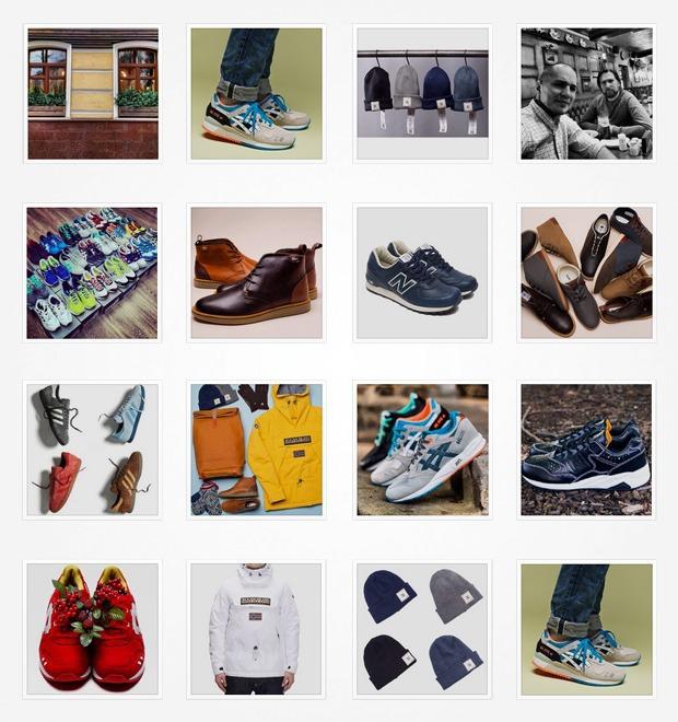 В квадрате: 12 Instagram московских магазинов
