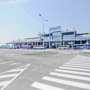 Фоторепортаж: Новый терминал аэропорта Киев — за день до открытия — Фоторепортаж на The Village